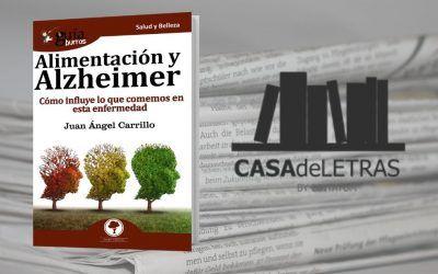 El «GuíaBurros: Alimentación y Alzheimer» en el medio Casa de Letras