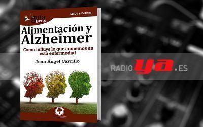 Juan Ángel Carrillo habla de su libro 'GuíaBurros: Alimentación y Alzheimer' en 'Colaborum'